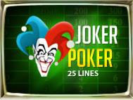 Joker Poker 25 Lines
